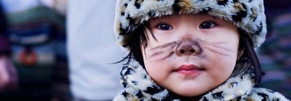 一个拍摄 169 个国家孩子的摄影师