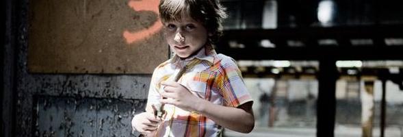 比利时童装品牌 Atelier Assemblé 的儿童模特