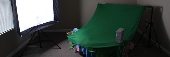 一位婴儿摄影师的流程分享