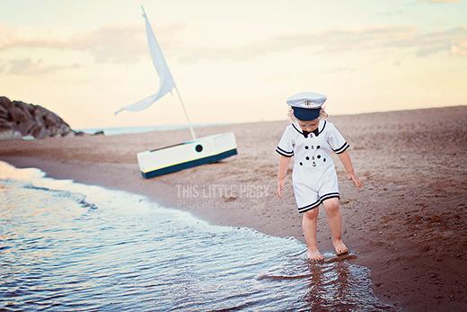 水手 – 一次外景主题摄影