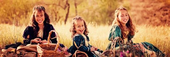 三个小公主