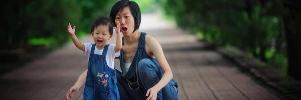 母亲节主题摄影作品-母爱