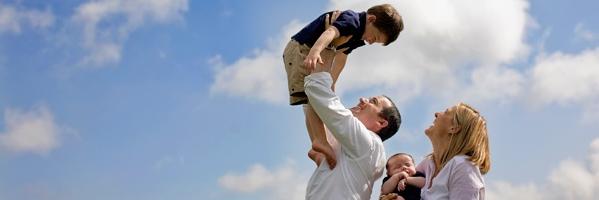 家庭摄影:更自然的拍摄方案