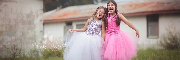 两个小公主