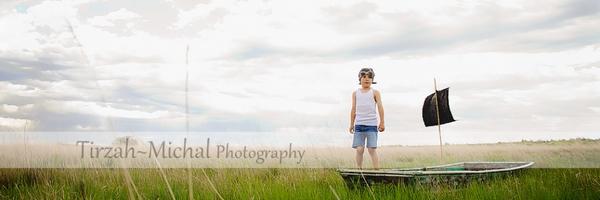海盗——摄影师 Tirzah Michal 的定制摄影作品