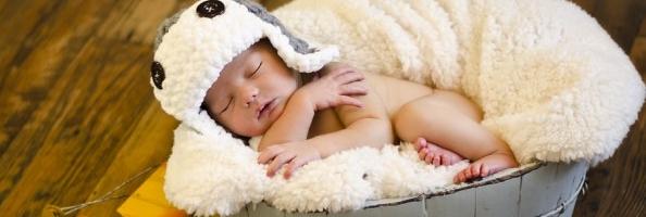 新生儿摄影手记一则