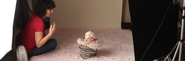 新生儿摄影七大必备兵器