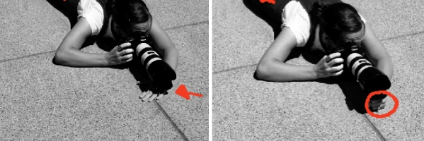 铁手功:有效避免相机晃动的手持姿势