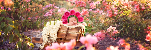 新生儿摄影作品欣赏