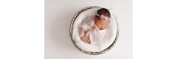 新生儿摄影工作室 purebaby® LUXE