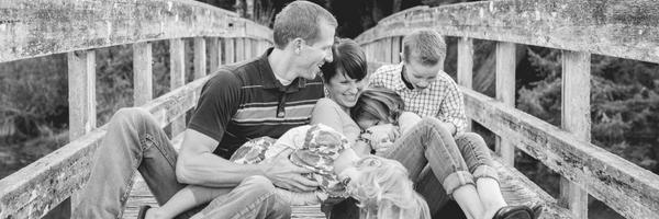 家庭亲子摄影的三个常用摆姿思路