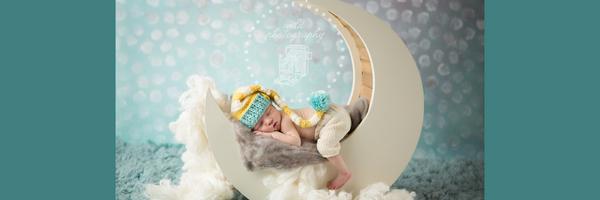 Wild Photography 的新生儿摄影作品
