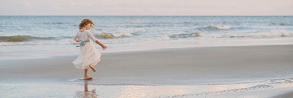 海边的小天使
