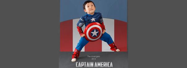 美国队长(Captain America)