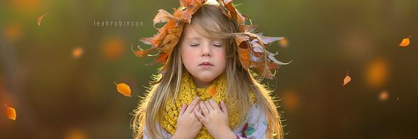 澳大利亚儿童摄影师 Leah Robinson