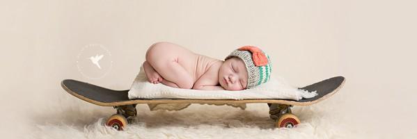 新生儿摄影工作室 Malia B