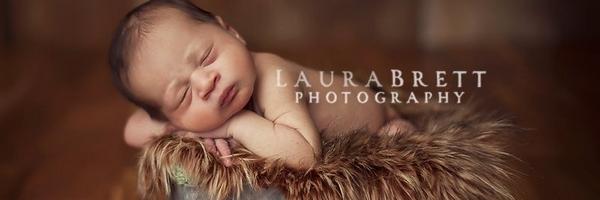 用桶做道具拍摄新生儿时的一些经验