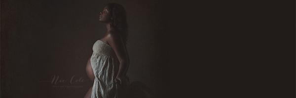 Brandy NicCole 的孕期照作品