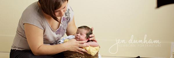 新生儿摄影师 Jen Dunham 答网友问