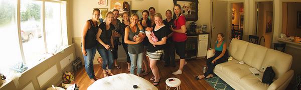 国外新生儿摄影培训