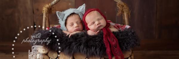 国外新生儿摄影分享:Wild Photography