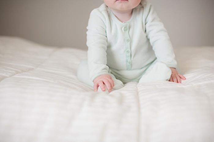 家庭生活风格的国外新生儿摄影作品