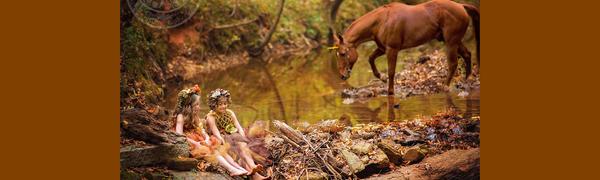 国外精品定制摄影作品:一个美丽的传说