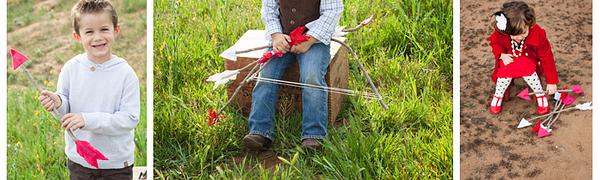 丘比特之箭:自己动手制作情人节小道具
