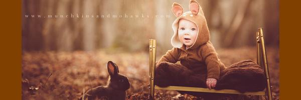 一对兔宝宝