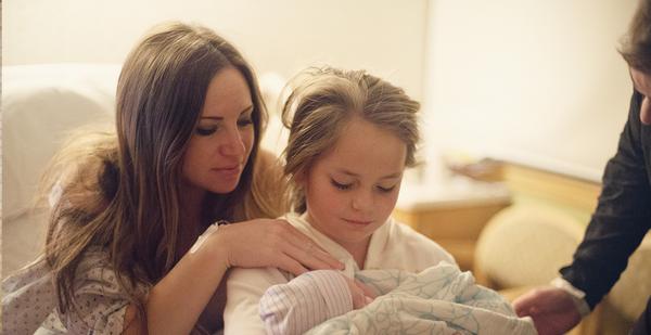 分娩照的拍摄经验