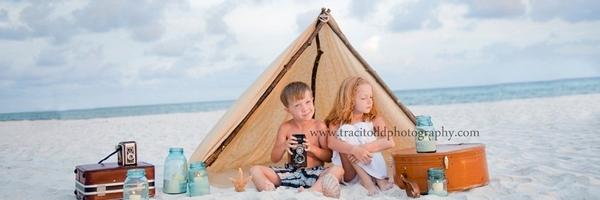 儿童摄影道具——帐篷