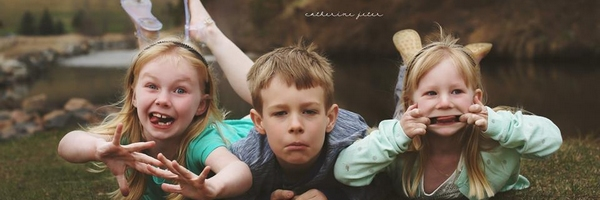 一组国外儿童摄影师作品