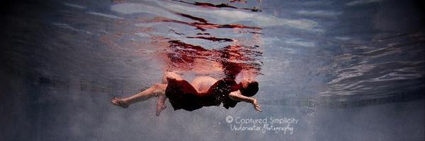 水下孕妈妈