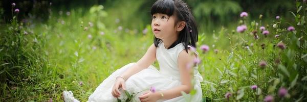 茄子访谈:一休自然光儿童摄影