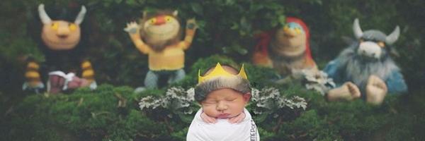 全球十大新生儿摄影师