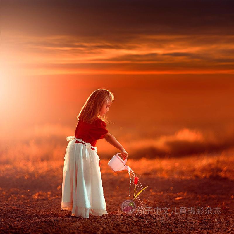 儿童摄影光线