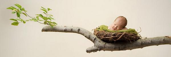 国外儿童摄影佳作欣赏 – 第 19 期 (新生儿专辑)