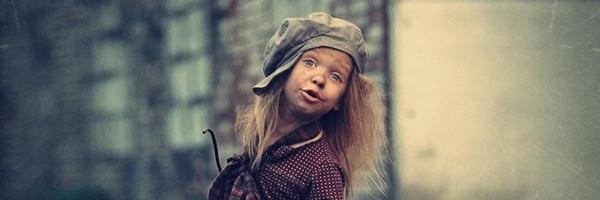 俄罗斯儿童摄影师 Nadezhda Shibina