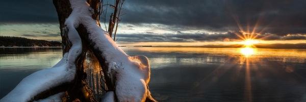 25 张给你灵感的冬天照片