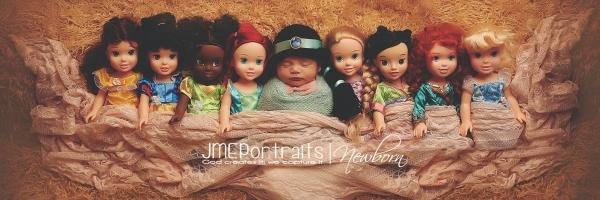 新生儿摄影师 Jamie Anderson 的作品