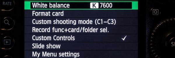 我为什么使用 K 值拍摄