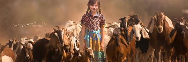 国外儿童摄影佳作欣赏 – 第 36 期