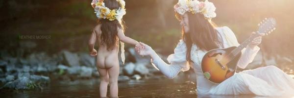国外儿童摄影佳作欣赏 – 第 40 期