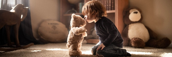 摄影师 Adrian Murray 的室内儿童摄影作品