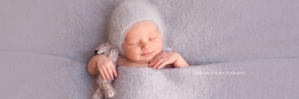 新生儿摄影作品