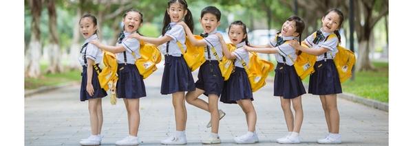 幼儿园毕业照:儿童摄影师 Lucy(深圳)的拍摄心得