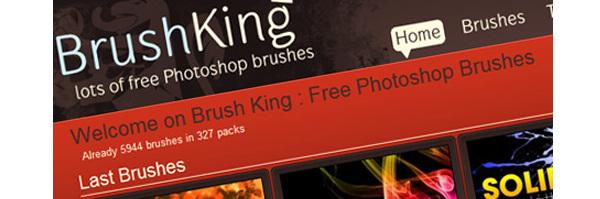最全的免费 Photoshop 笔刷下载资源