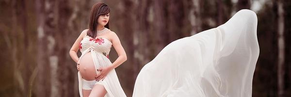 孕期摄影文案一例