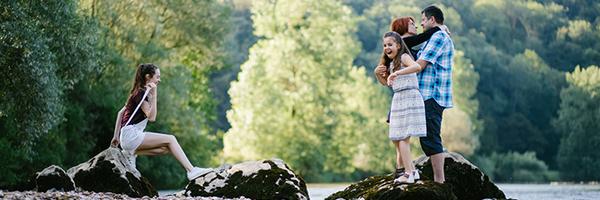 法国儿童摄影师艾米丽的外景摄影心得