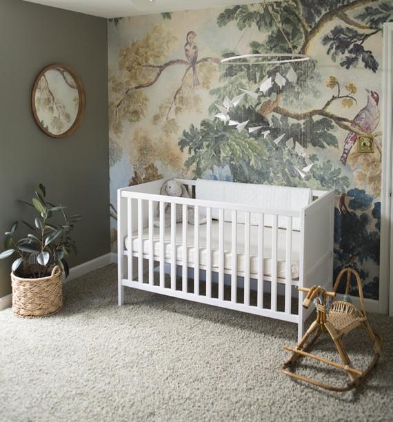 婴儿房设计